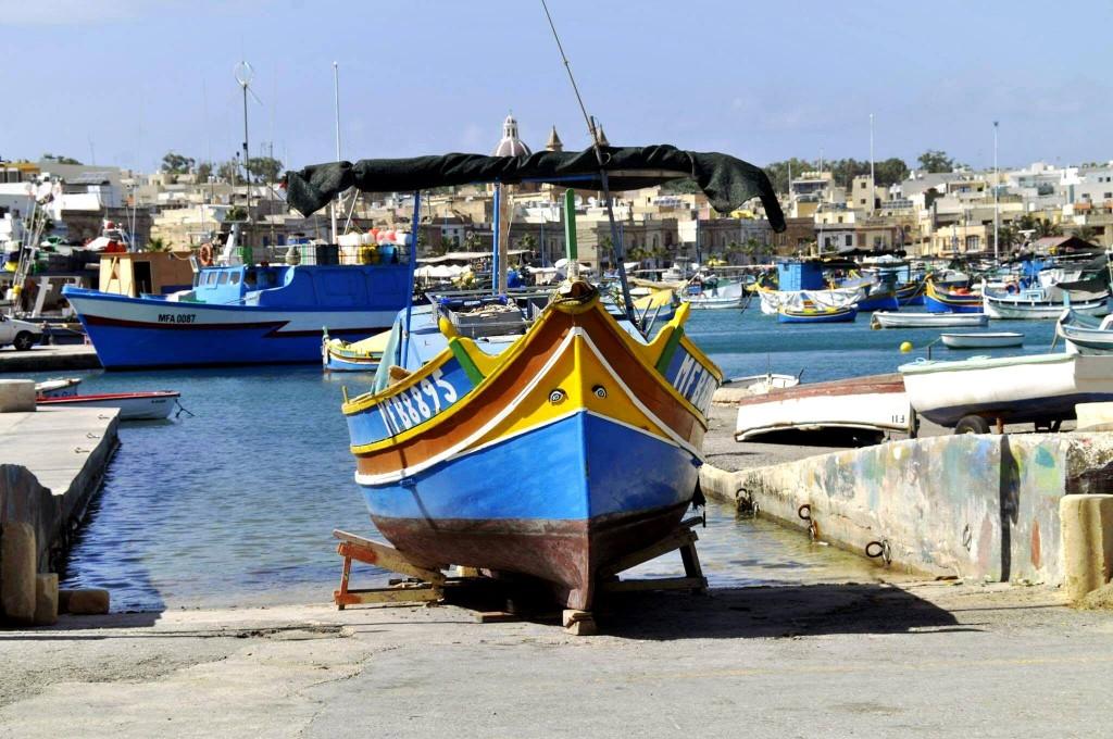 lot na Maltę