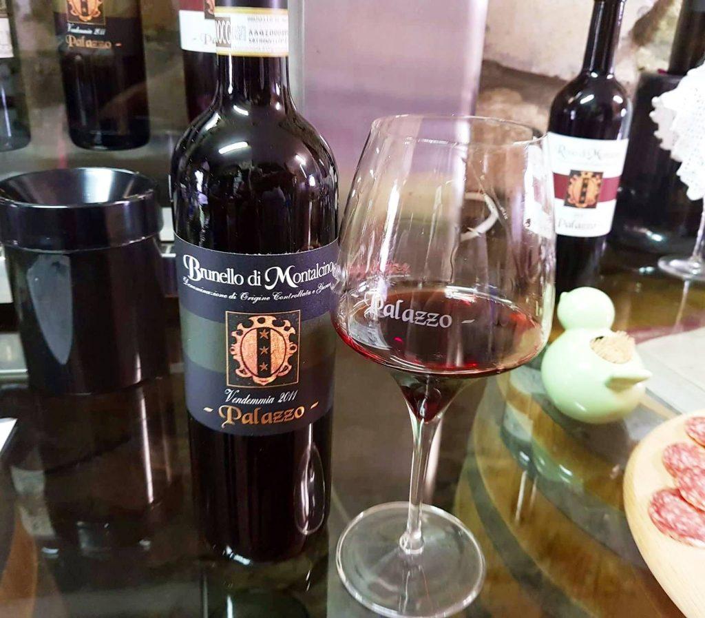 degustacja Brunello