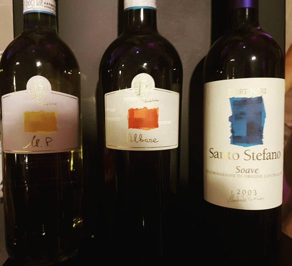 białe wino Soave