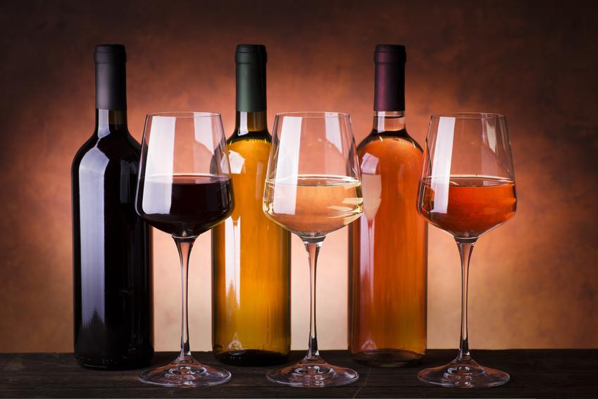 jak degustować wino