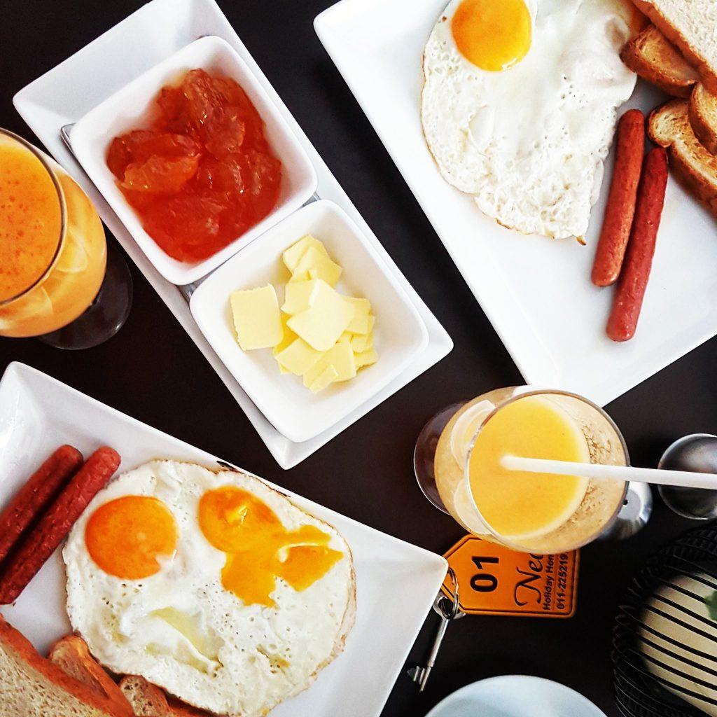 sniadanie sri lanka
