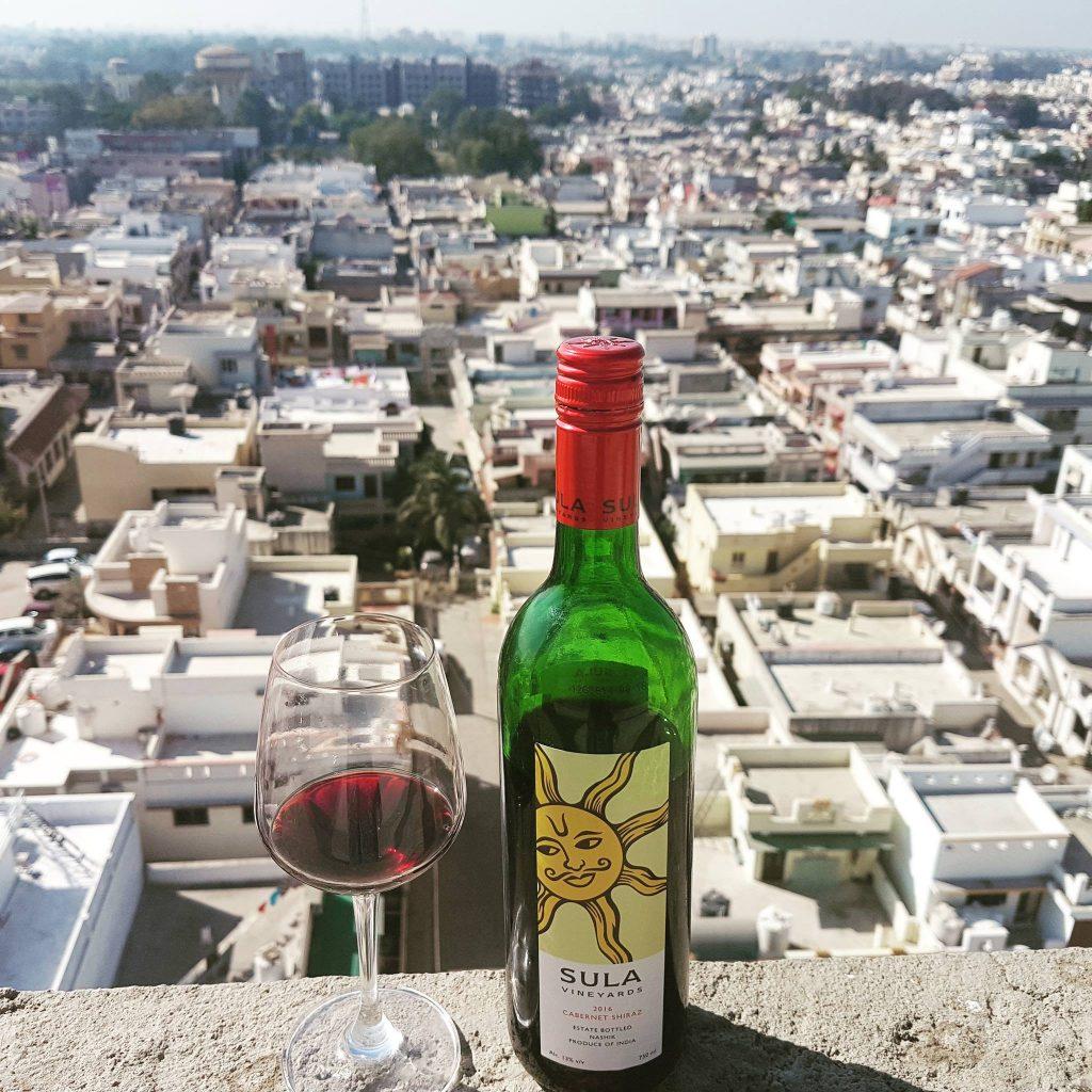 indyjskie wina
