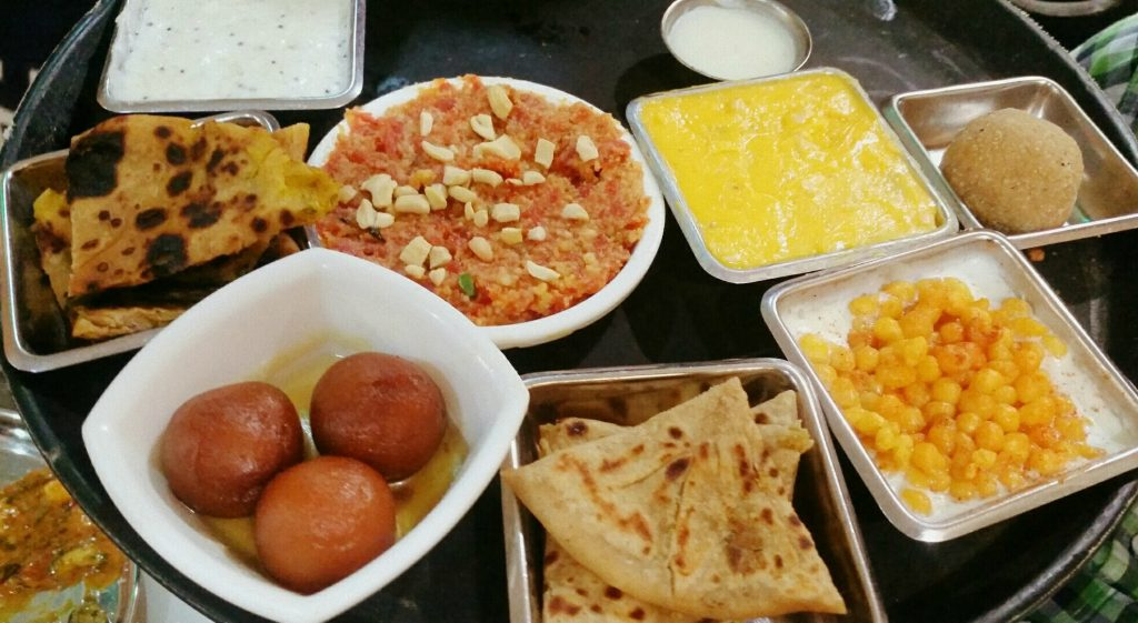 indyjskie jedzenie