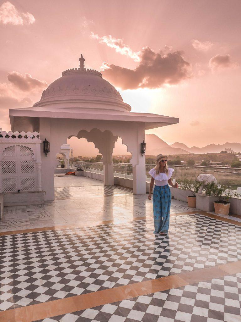 india sunset 2