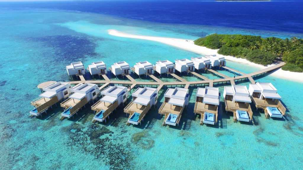 Dhigali Maldives, źródło: booking.com