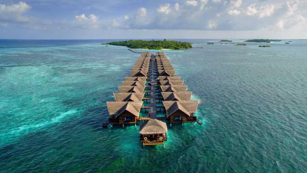 Hotel Adaaran Select Hudhuran Fushi, źródło: booking.com