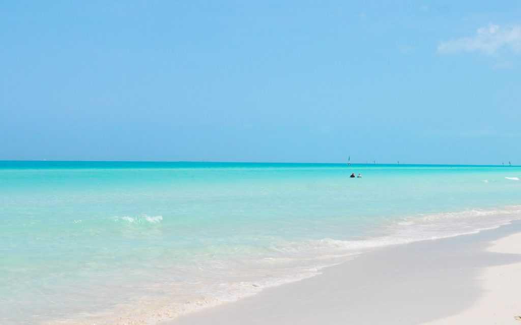 kuba cayo plaża-1
