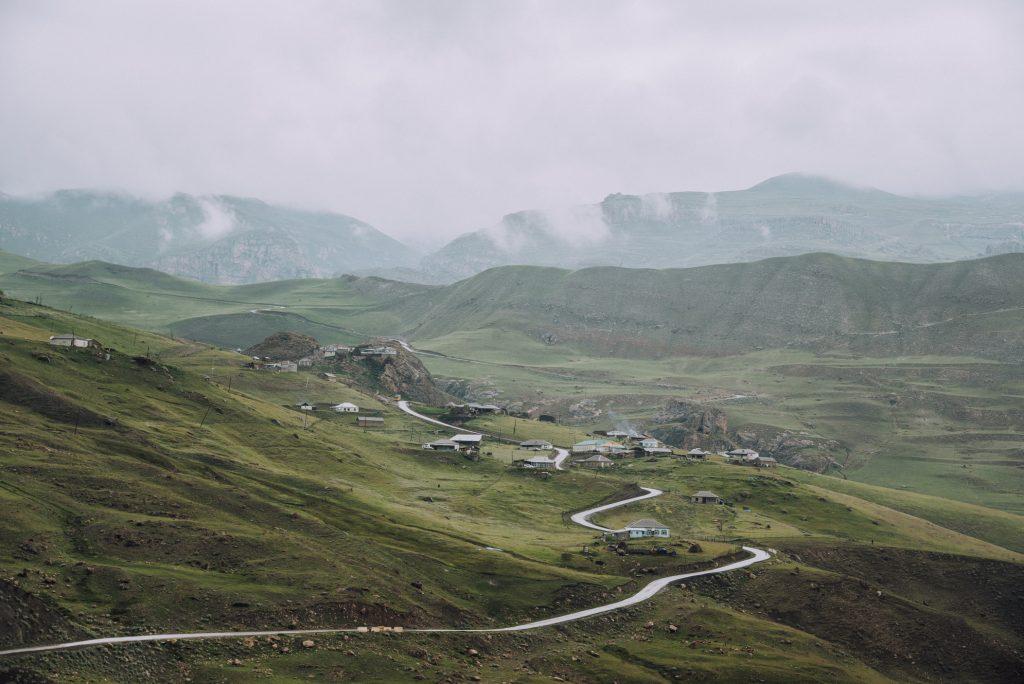 quba azerbejdżan widoki5