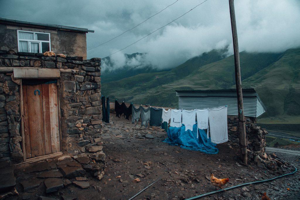 wioska w górach quba1