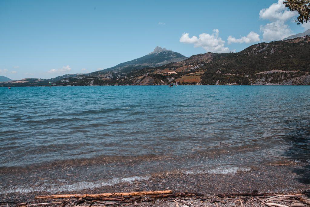 jezioro prowansja